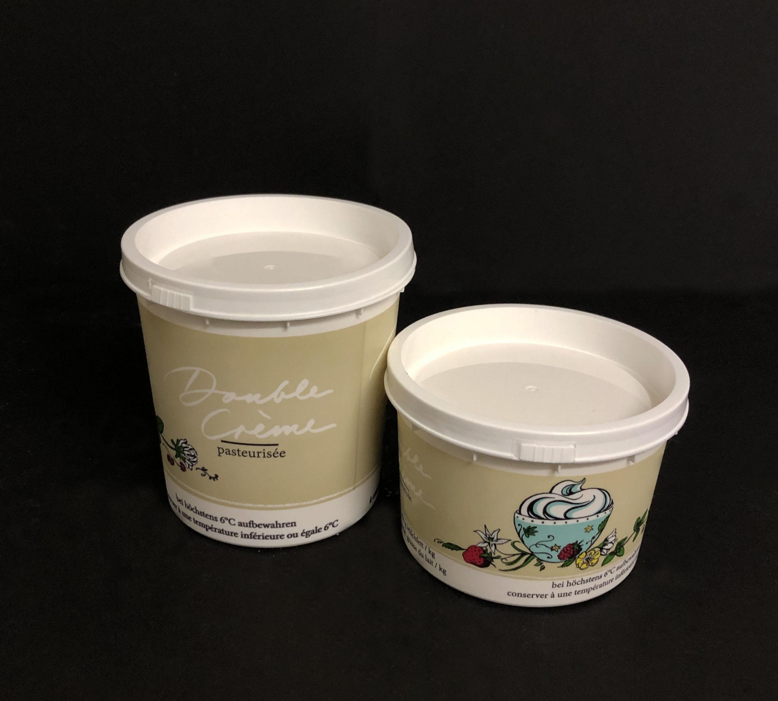 Crème double - Fromagerie Dupasquier